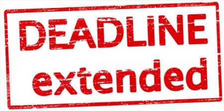 RFP Deadline Extended