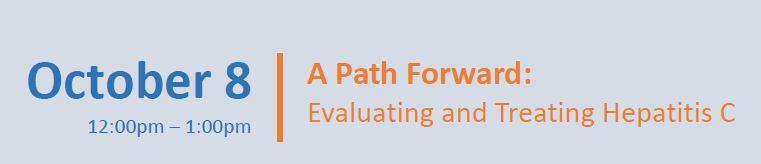 A Path Forward: Evaluating and Treating Hepatitis C (Webinar)